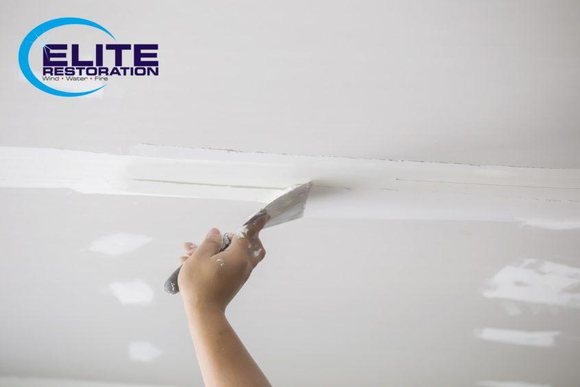 5 Fast Simple Ways To Repair Drywall Elite Restoration