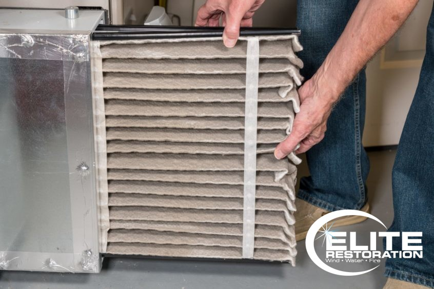 Check Air Filter before Vacation